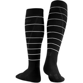 cep Reflective Socks Women, black